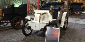 Peugeot Museum Tour in Sochaux, France