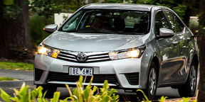 Toyota Corolla Sedan review