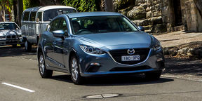 Mazda 3 Maxx Review