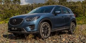 Mazda CX-5 Grand Touring Review