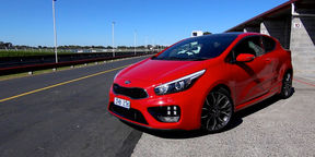 2015 Kia Pro_cee'd GT track day review - Sandown Raceway