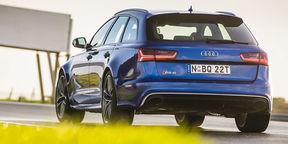 2015 Audi RS6 Track Test : Phillip Island