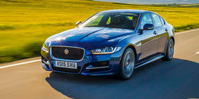 2015 Jaguar XE Review : International Launch in Spain