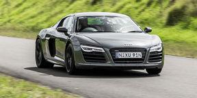 2015 Audi R8 V10 Plus Review : Track Test