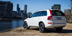 2015 Volvo XC90 - Runout review