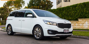 A lifestyle look at the 2015 Kia Carnival