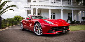 2016 Ferrari F12 Berlinetta Review