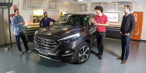 Hot or Not : 2015 Hyundai Tucson Highlander