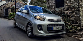 2016 Kia Picanto walk around