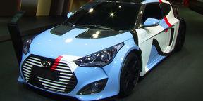 Hyundai RM15 Concept Walkaround : 2015 Frankfurt Motor Show