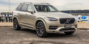 2016 Volvo XC90 D5 Momentum Review