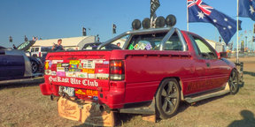 2015 Deni Ute Muster and Cold Chisel interview