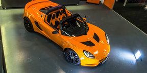 2015 Lotus Elise S - getting in and out challenge!