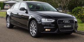 2015 Audi A4 Runout Review