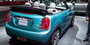 2016 Mini Convertible : 2015 LA Auto Show