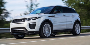 2016 Range Rover Evoque Review : New Ingenium engines