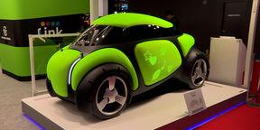 Toyoda Gosei Flesby Concept : 2015 Tokyo Motor Show