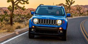 2016 Jeep Renegade 4x4 Review : Joshua Tree National Park