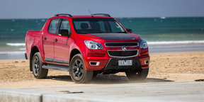 2015 Holden Colorado Z71 Quick Review