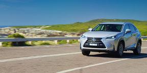 2015 Lexus NX200t Review