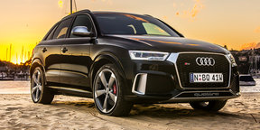 2015 Audi RS Q3 Review