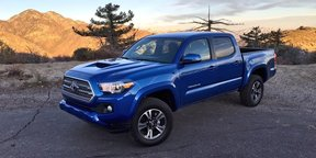 2016 Toyota Tacoma Review (MY 2017)