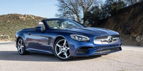 2017 Mercedes-Benz SL Review