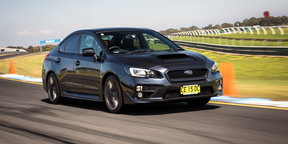 2016 Subaru WRX track day review - Sandown Raceway