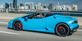 Lamborghini Huracan LP610-4 Spyder Video Review
