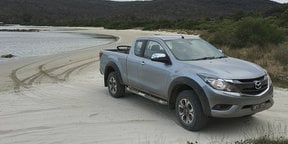 Tasmania Weekend Road Trip: Cockle Creek in the Mazda BT-50 — Australia's southernmost street