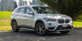 2016 BMW X1 xDrive 20d Review