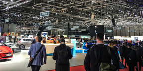 CarAdvice at the 2016 Geneva Motor Show