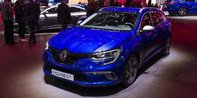 2017 Renault Megane Wagon : 2016 Geneva Motor Show