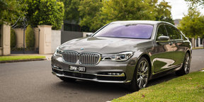 2016 BMW 750Li Review