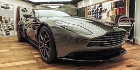 2017 Aston Martin DB11 : 2016 Geneva Motor Show
