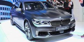 BMW M760Li xDrive : 2016 Geneva Motor Show