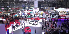 Exploring the 2016 Geneva Motor Show