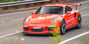 2016 Porsche 911 GT3 RS Review : The ultimate 991
