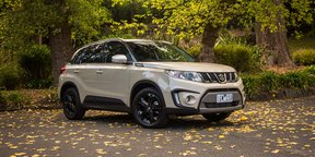 2016 Suzuki Vitara S Turbo Review