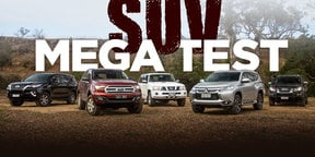 2016 Family 4x4 SUV Comparison - Everest v MU-X v Pajero Sport v Patrol v Fortuner