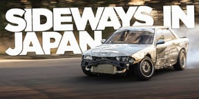 Sideways in Japan – Chasing the Drifting Dream