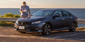 2016 Honda Civic RS Sedan Review