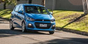 2016 Holden Spark LS Walkaround
