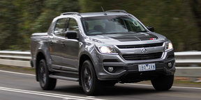 2017 Holden Colorado Review