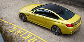 2016 BMW M4 Competition Review
