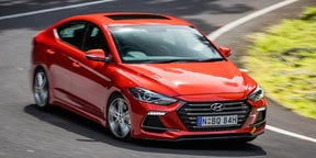 2017 Hyundai Elantra SR Turbo Review