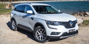2017 Renault Koleos Zen 4x2 Review