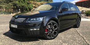 2017 Skoda Octavia RS230 review