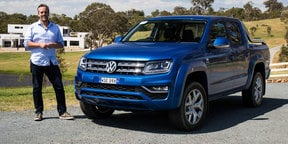2017 Volkswagen Amarok V6 review