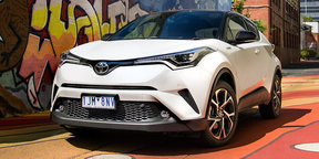 2017 Toyota C-HR Koba review